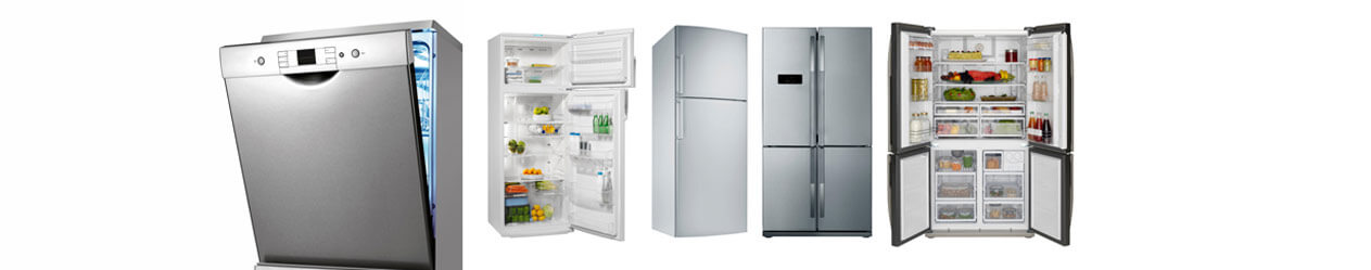 Refrigerators with exchange offer