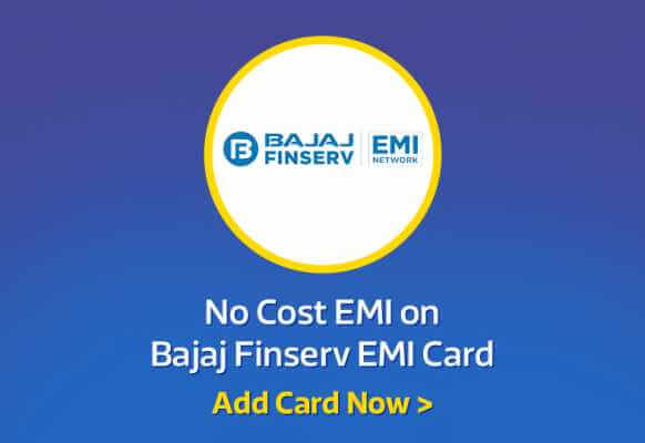 Bajaj Finserv EMI Card Offers