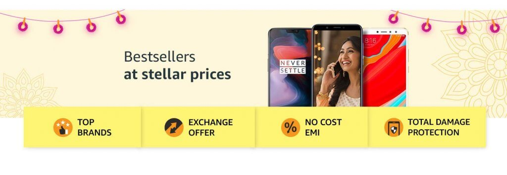 Best Seller Mobile Offers