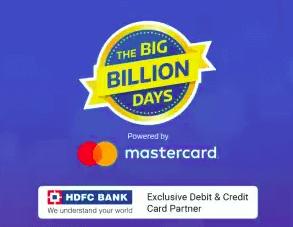 Flipkart Big Billion Day Sale 2018