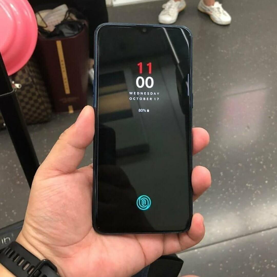 OnePlus 6T Phone