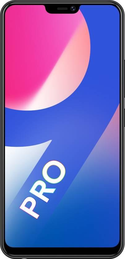 Vivo V9 Pro (Black, 64 GB) (4 GB RAM)