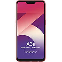 Oppo A3s (Red, 32GB) Without Offer