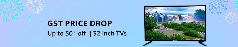 GST 32 inch TVs