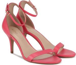 ALDO Women Peach Heels