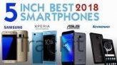 Best 5 Inch Smartphones under 15000 [2018]