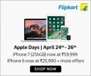 Apple Days April 24-26